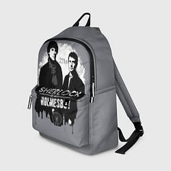 Рюкзак Sherlock Holmesboy цвета 3D — фото 1