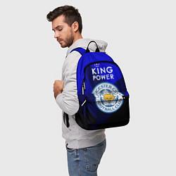 Рюкзак Leicester City цвета 3D-принт — фото 2
