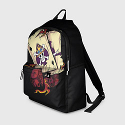 Рюкзак One Piece цвета 3D-принт — фото 1