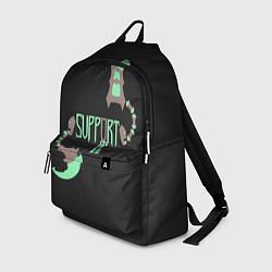 Рюкзак Support цвета 3D-принт — фото 1