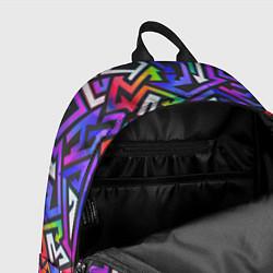 Рюкзак Изуку Мидория цвета 3D — фото 2