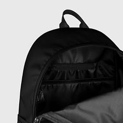 Рюкзак Виктор Цой цвета 3D — фото 2