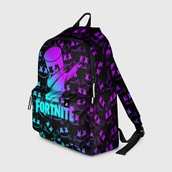 Рюкзак FORTNITE X MARSHMELLO цвета 3D — фото 1