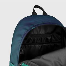 Рюкзак ЧЕРНОЕ ЗЕРКАЛО цвета 3D-принт — фото 2
