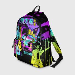 Рюкзак JoJo Bizarre Adventure цвета 3D — фото 1