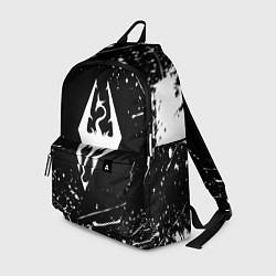 Рюкзак THE ELDER SCROLLS цвета 3D-принт — фото 1