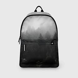 Рюкзак Лес цвета 3D-принт — фото 2