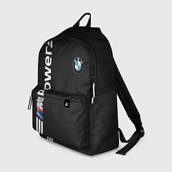 Рюкзак BMW CARBON цвета 3D-принт — фото 1