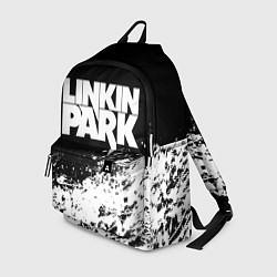 Рюкзак LINKIN PARK 4 цвета 3D — фото 1