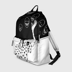 Рюкзак Многоликий Z цвета 3D-принт — фото 1