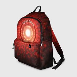 Рюкзак Ад Данте цвета 3D-принт — фото 1
