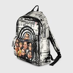 Рюкзак The Umbrella Academy цвета 3D — фото 1