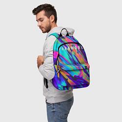 Рюкзак PARAMORE цвета 3D-принт — фото 2
