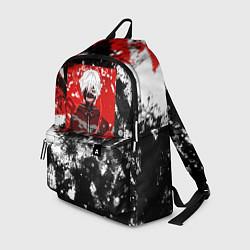 Рюкзак Кен канеки цвета 3D — фото 1