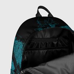 Рюкзак Manchester City МанСити цвета 3D-принт — фото 2