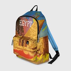 Рюкзак Египет Пирамида Хеопса цвета 3D — фото 1