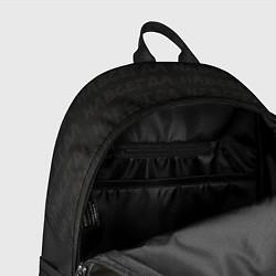 Городской рюкзак с принтом Хабиб Нурмагомедов - King, цвет: 3D, артикул: 10275857505601 — фото 2