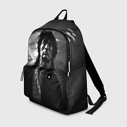 Рюкзак ВИКТОР ЦОЙ цвета 3D-принт — фото 1