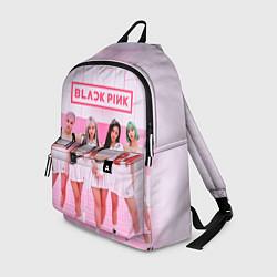 Рюкзак BLACKPINK цвета 3D-принт — фото 1