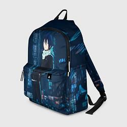 Рюкзак Ято цвета 3D-принт — фото 1