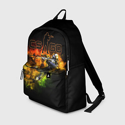 Рюкзак КС цвета 3D-принт — фото 1