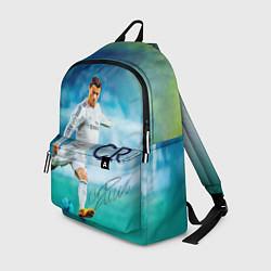Рюкзак CR Ronaldo цвета 3D — фото 1