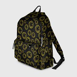 Рюкзак Nirvana Pattern цвета 3D — фото 1