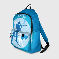 Рюкзак Биатлон цвета 3D — фото 1