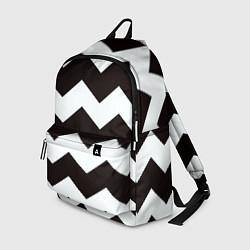 Рюкзак Полосы цвета 3D-принт — фото 1