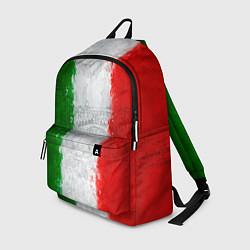 Рюкзак Italian цвета 3D-принт — фото 1