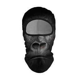 Балаклава Морда Гориллы цвета 3D-черный — фото 1