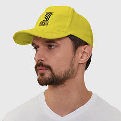 Бейсболка Made in the 90s цвета желтый — фото 1