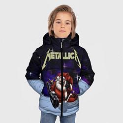 Куртка зимняя для мальчика Metallica: Bad Santa - фото 2