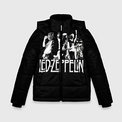 Куртка зимняя для мальчика Led Zeppelin: Mono - фото 1