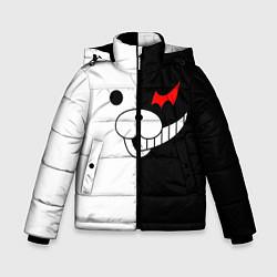Куртка зимняя для мальчика Monokuma цвета 3D-черный — фото 1