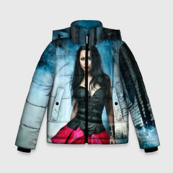 Куртка зимняя для мальчика Evanescence - фото 1