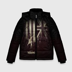Куртка зимняя для мальчика Taboo London - фото 1