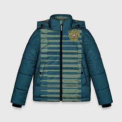 Зимняя куртка для мальчика Сборная России: Вратарская ЧМ-2018