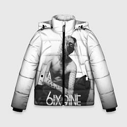 Куртка зимняя для мальчика 6IX9INE - фото 1
