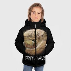 Куртка зимняя для мальчика Don't starve stories - фото 2