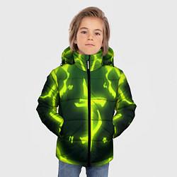Куртка зимняя для мальчика DOOM Covered цвета 3D-черный — фото 2