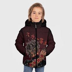 Куртка зимняя для мальчика SCARLXRD: Dark Man - фото 2