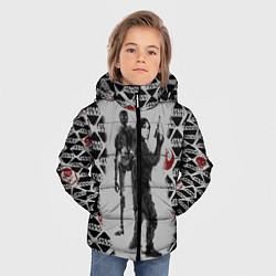 Куртка зимняя для мальчика Jyn and K-2S0 цвета 3D-черный — фото 2