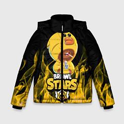 Зимняя куртка для мальчика BRAWL STARS SALLY LEON
