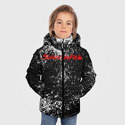 Куртка зимняя для мальчика HYUNDAI SANTA FE цвета 3D-черный — фото 2