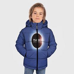 Куртка зимняя для мальчика Batle for the sun цвета 3D-черный — фото 2