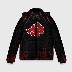 Зимняя куртка для мальчика Акацуки