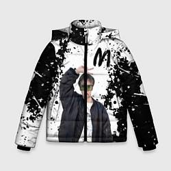 Куртка зимняя для мальчика СЛАВА МАРЛОУ - фото 1