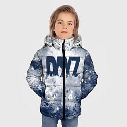 Детская зимняя куртка для мальчика с принтом DayZ, цвет: 3D-черный, артикул: 10287262906063 — фото 2
