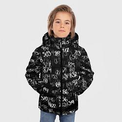 Куртка зимняя для мальчика Минус семь цвета 3D-черный — фото 2
